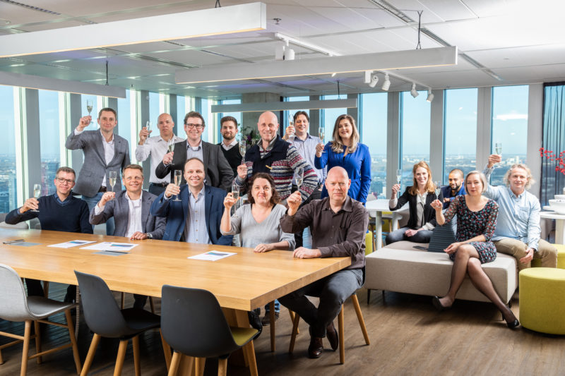 Woon365 samenwerking Mooiland, Waterweg Wonen, Volkshuisvesting Arnhem en Casade & Motion10 Microsoft partner